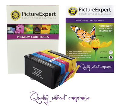 Picture Expert Printer Ink Cartridges
